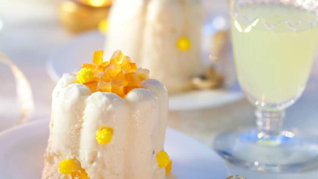Parfait glacé au limoncello