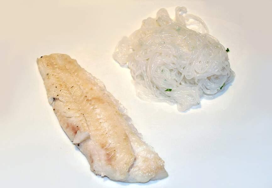 Shirataki au merlu