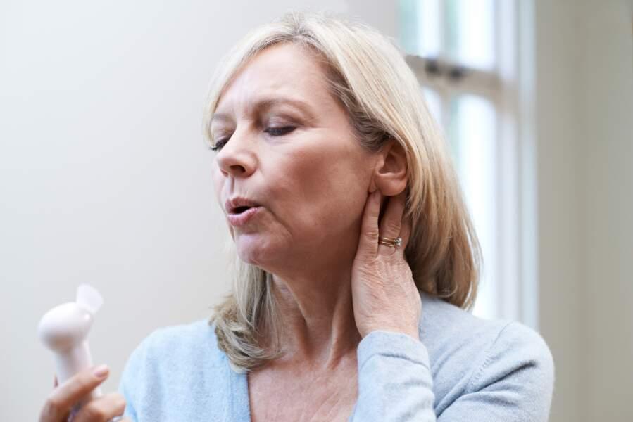 Ménopause rime toujours avec symptômes