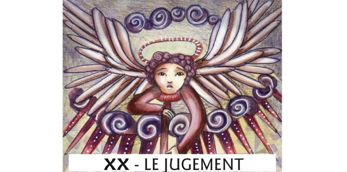 Tarot de Marseille : le Jugement
