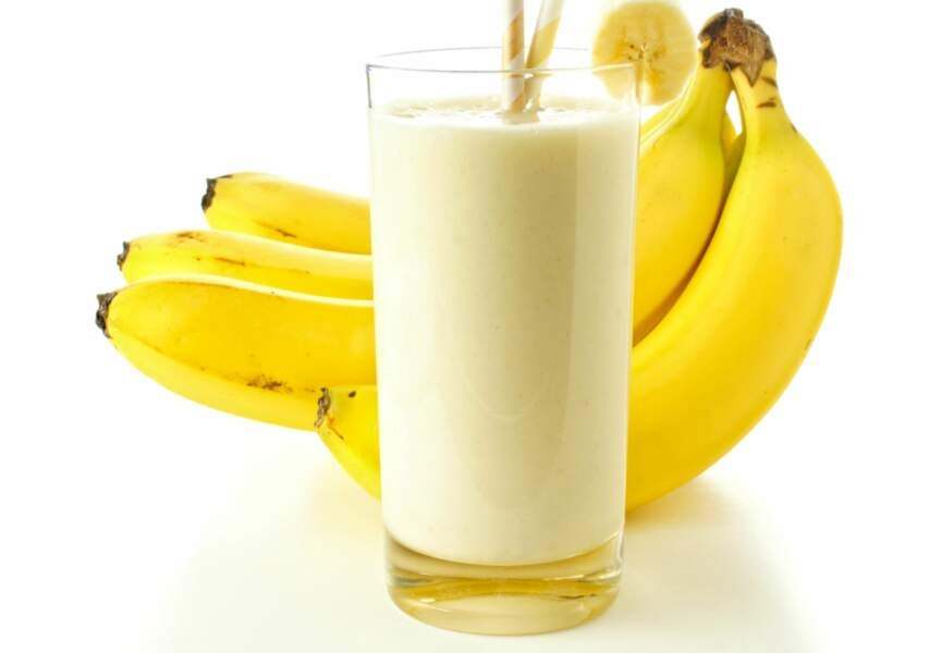 Coupe-faim à la banane