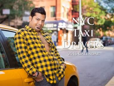 Le calendrier sexy (ou pas) des taxis new-yorkais