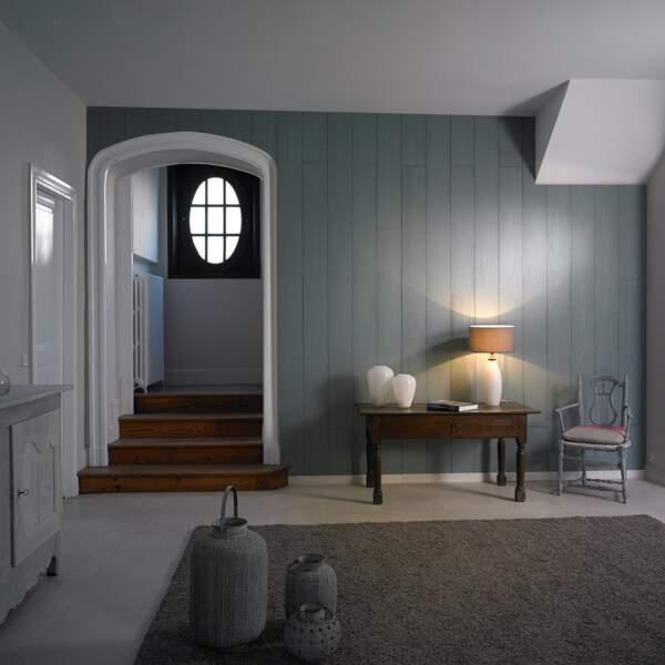 Modernisez avec un gris bleuté