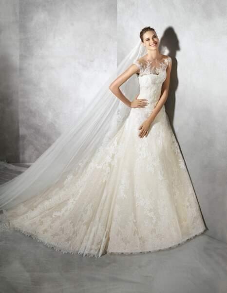 Robe de mariée Pronovias : Tamia