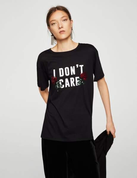 Mango : le tee-shirt rock