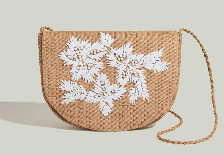 Le sac panier ultra tendance