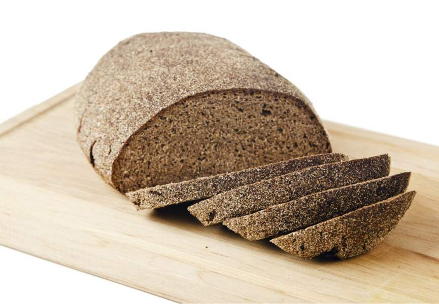 Le pain de seigle, le roi de la fibre