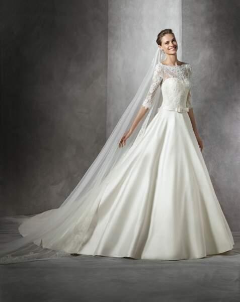 Robe de mariée Pronovias : Torciela
