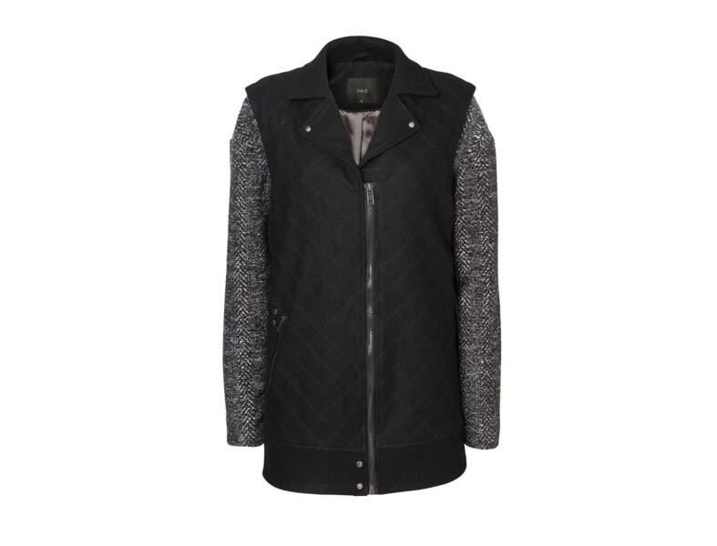 Manteau bi-matière Vero Moda
