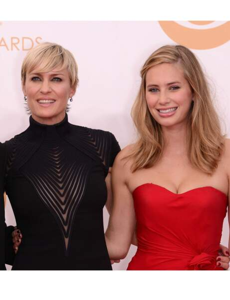 Robin Wright et Dylan Penn : hollywoodiennes