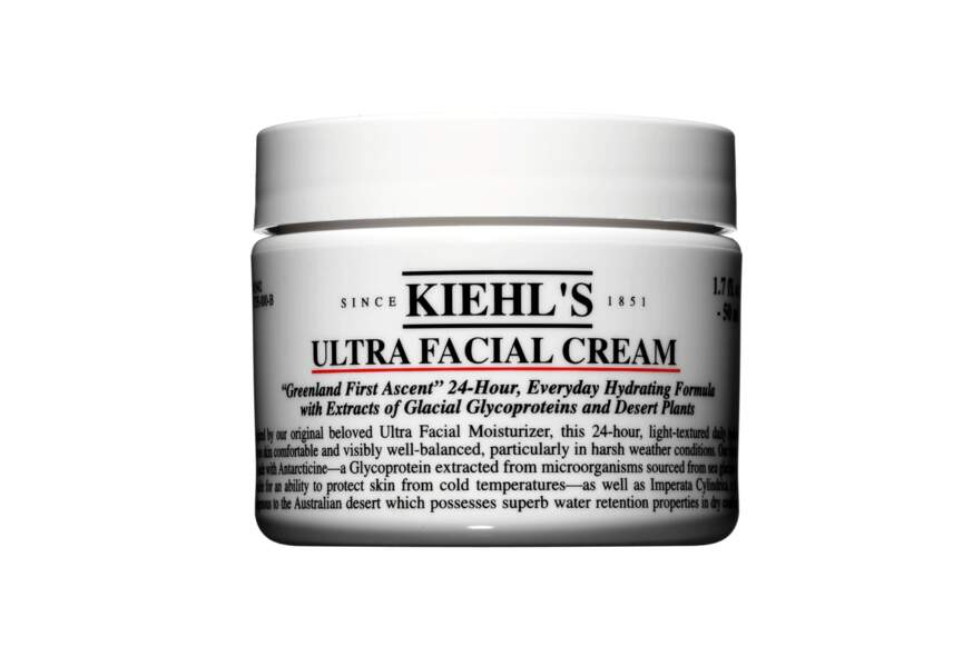 La crème Ultra Facial Cream Kiehl's