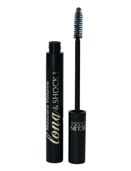 Hydratant : mascara Long & shock Biguine Makeup