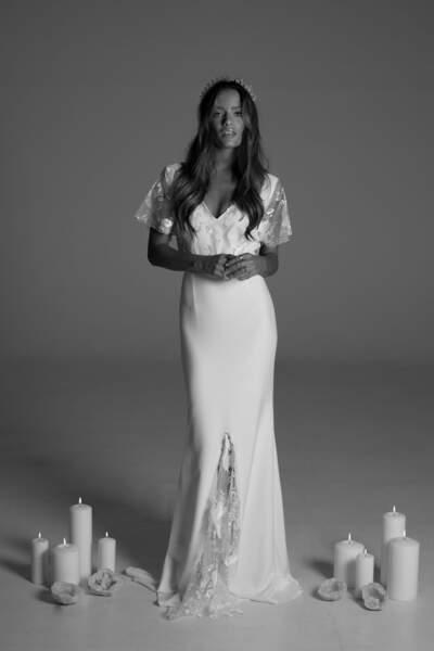 Robe de mariée Rime Arodaky : Serena