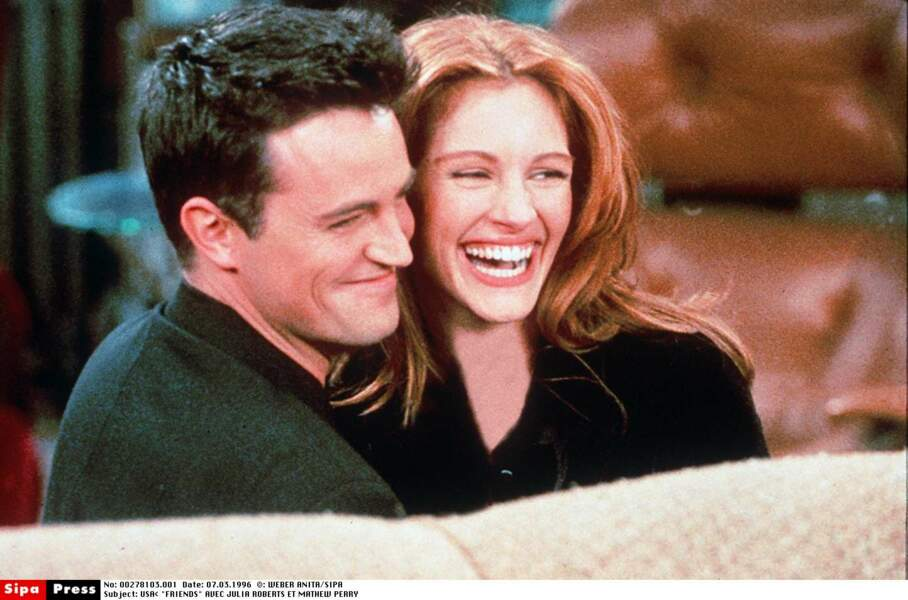 Julia Roberts, Matthew Perry, 1997
