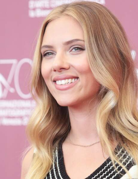 Scarlett Johansson avant sa rupture