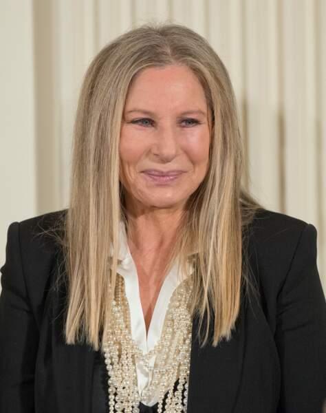 Barbra Streisand – Chanteuse