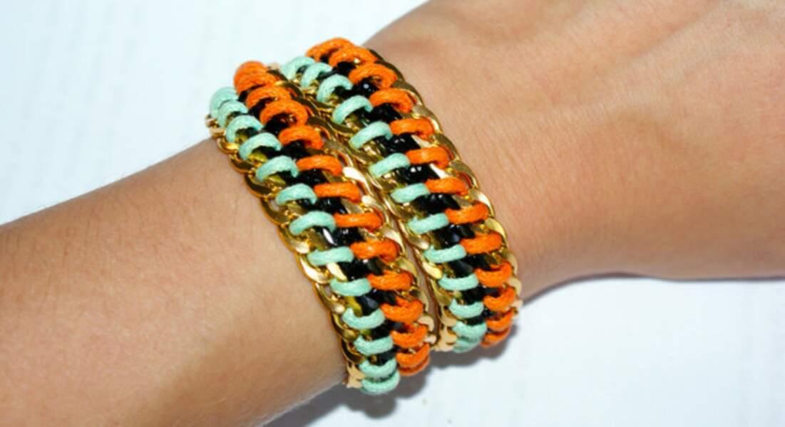 Le bracelet wrap