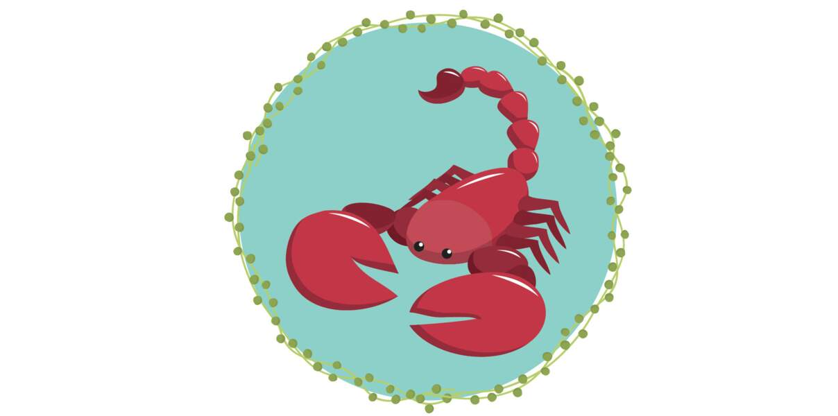 Horoscope du jeudi 22 mars pour le Scorpion