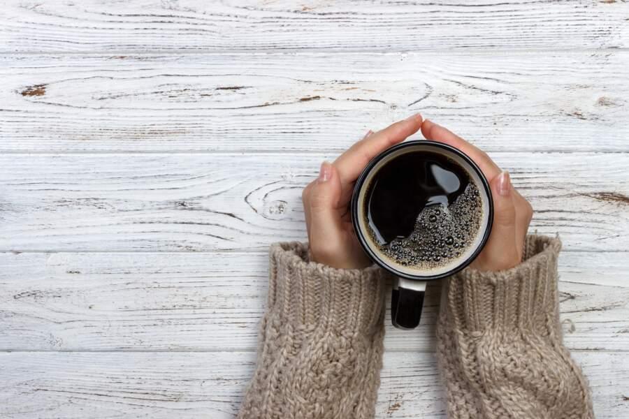 Les boissons caféinées