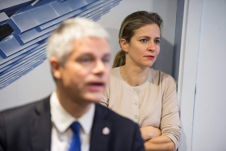 Laurent et Charlotte Wauquiez