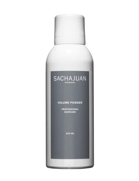 Un shampooing sec volumateur