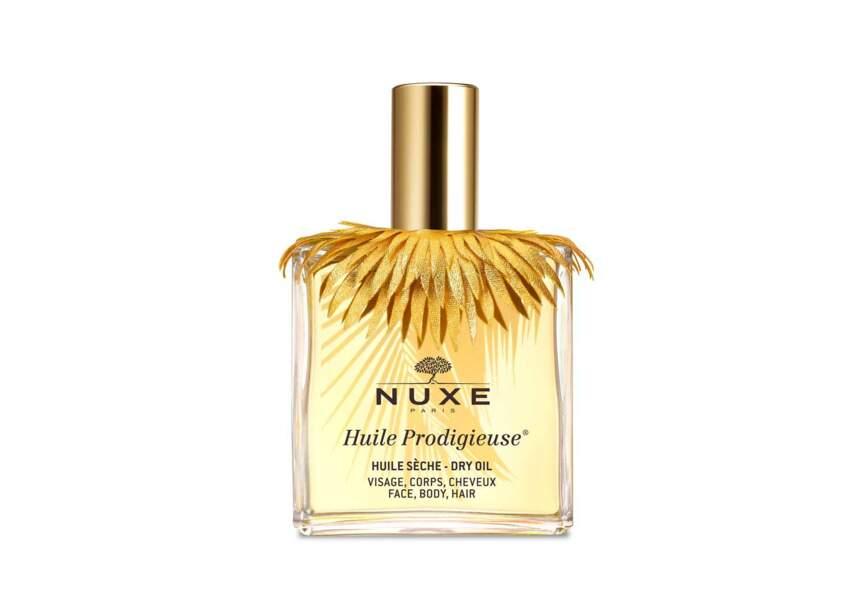 L'Huile prodigieuse Edition limitée 2018 Nuxe