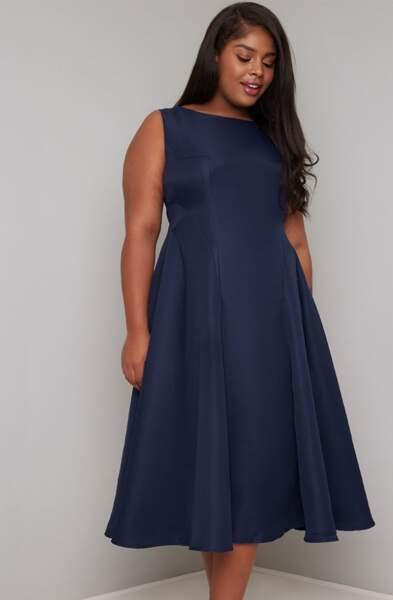 Tenue de cérémonie : la robe élégante