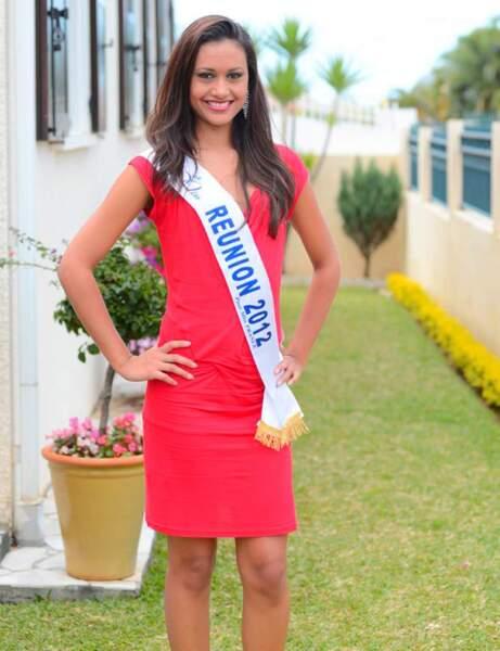 Stéphanie Robert : Miss Réunion