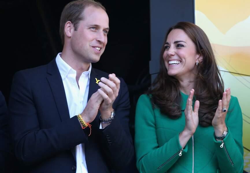 Le prince William super modeux