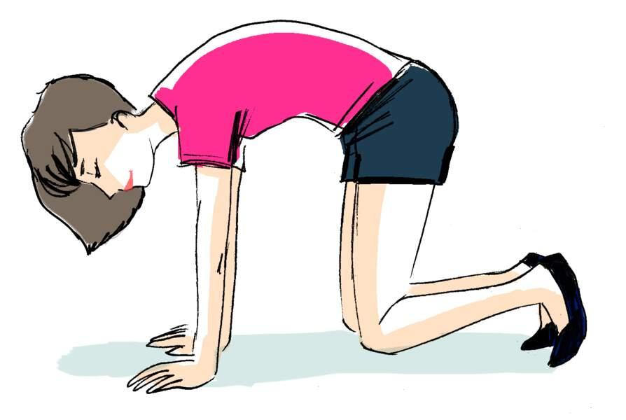 Le dos, exercice 1