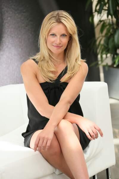 Sandrine Corman Miss Belgique 1997
