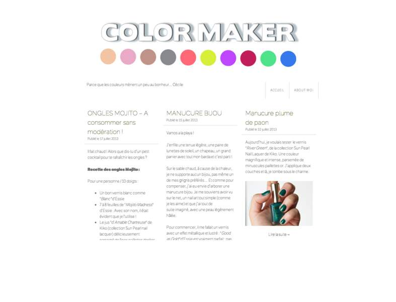 Color Maker