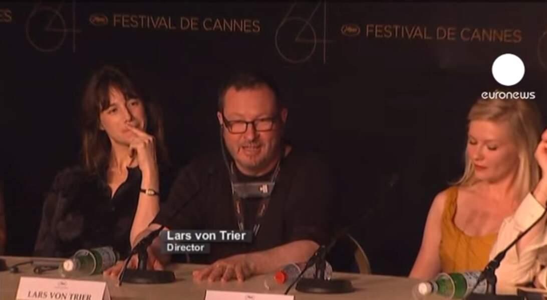 Lars Von Trier, roi du dérapage