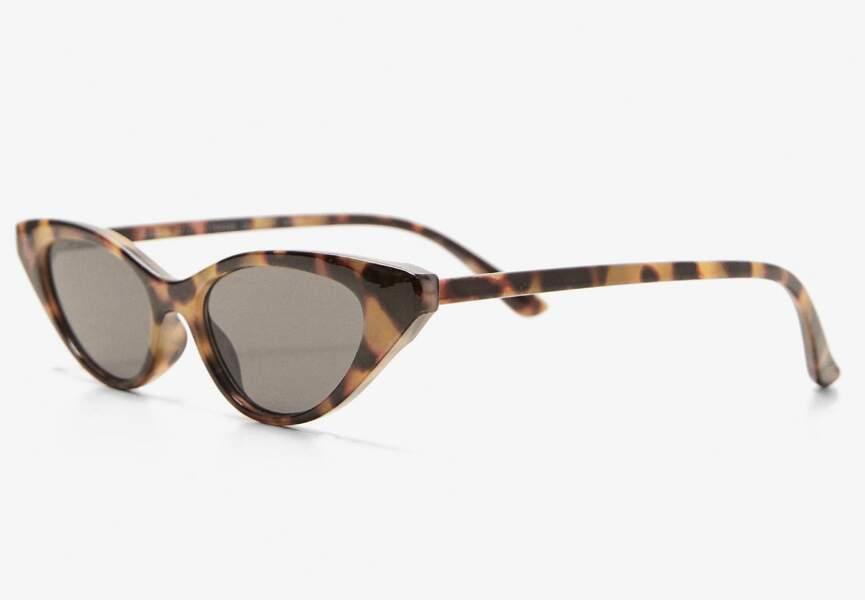 Nouveautés Zara: les lunettes de soleil