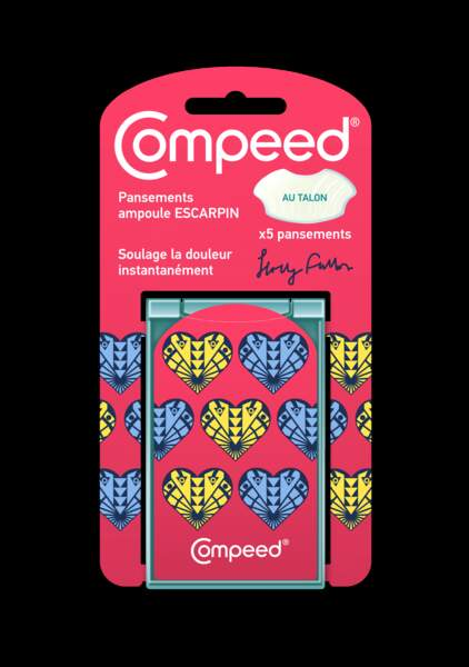 Pansements ampoules escarpins – Compeed