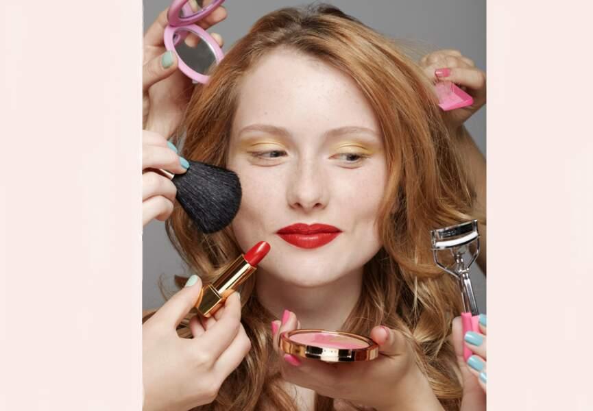 Les surdoués du make-up