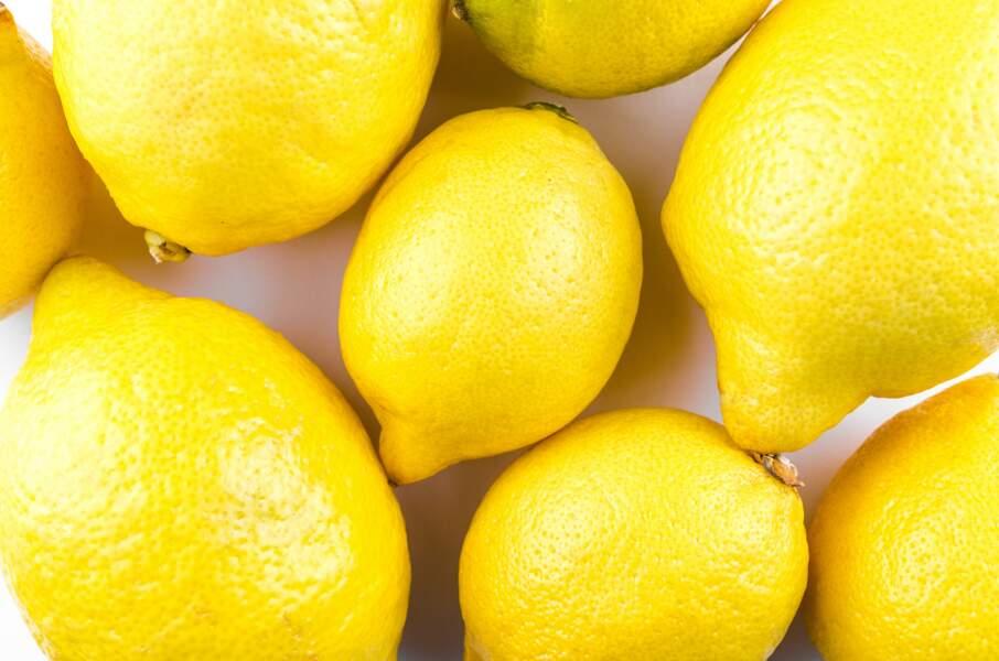 Le citron : un remède efficace contre le rhume