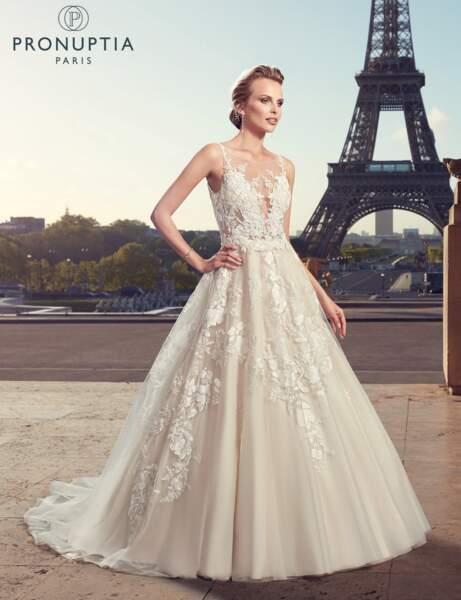 Robe de mariée Flandre