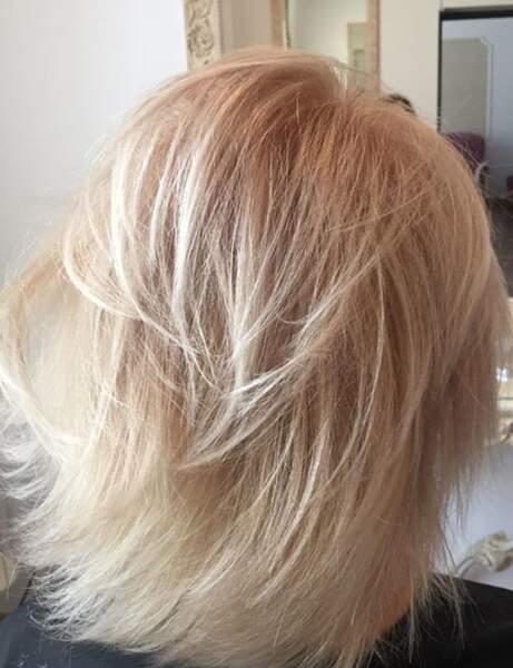 Blond pearl : repéré sur Insta