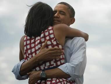 Michelle et Barack Obama : le couple modèle pour 43% des Français