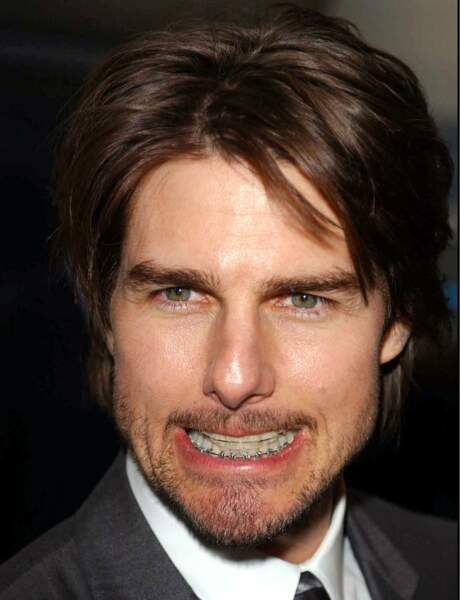 La barbe de Tom Cruise