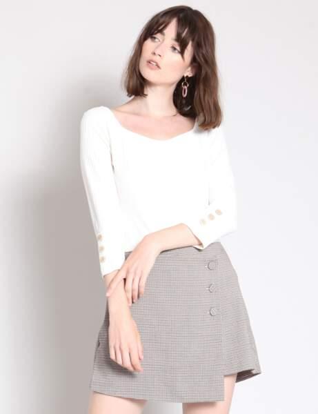 La jupe short