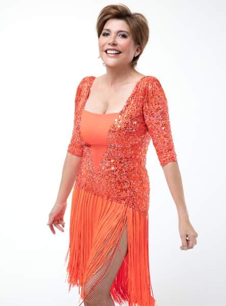 Liane Foly, 56 ans...