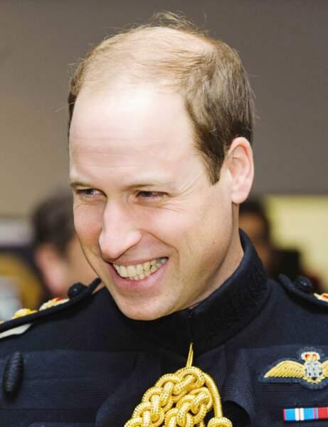 Le Prince William à 33 ans