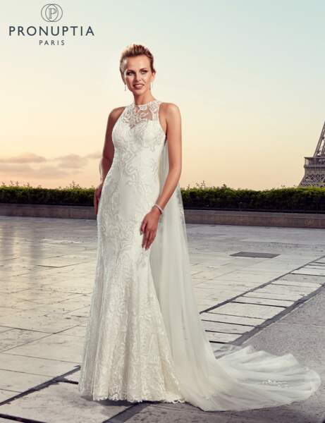 Robe de mariée Damia