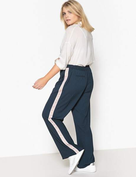 Mode grande taille : le look casual chic