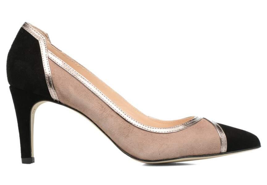 Chaussures de soirée : les escarpins chics