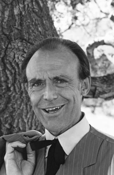 Nels Oleson joué par Richard Bull