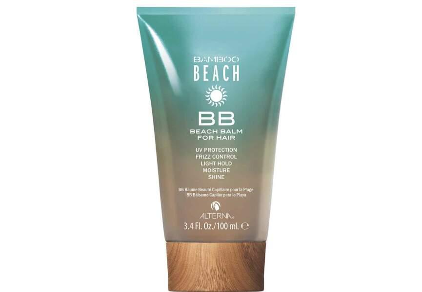 BB Baume Capillaire pour la plage, Bamboo Beach : A tout faire