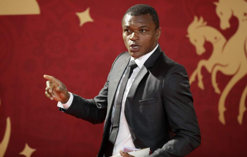 Marcel Desailly : 2017